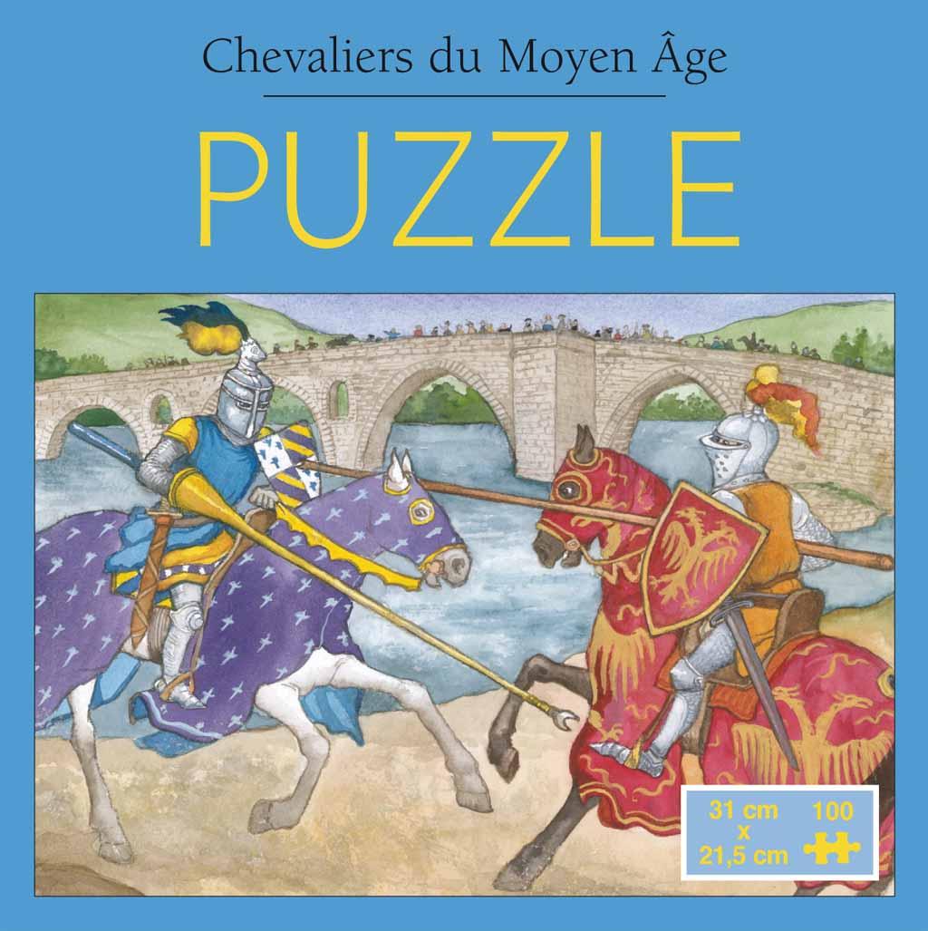 Chevaliers du Moyen Âge
