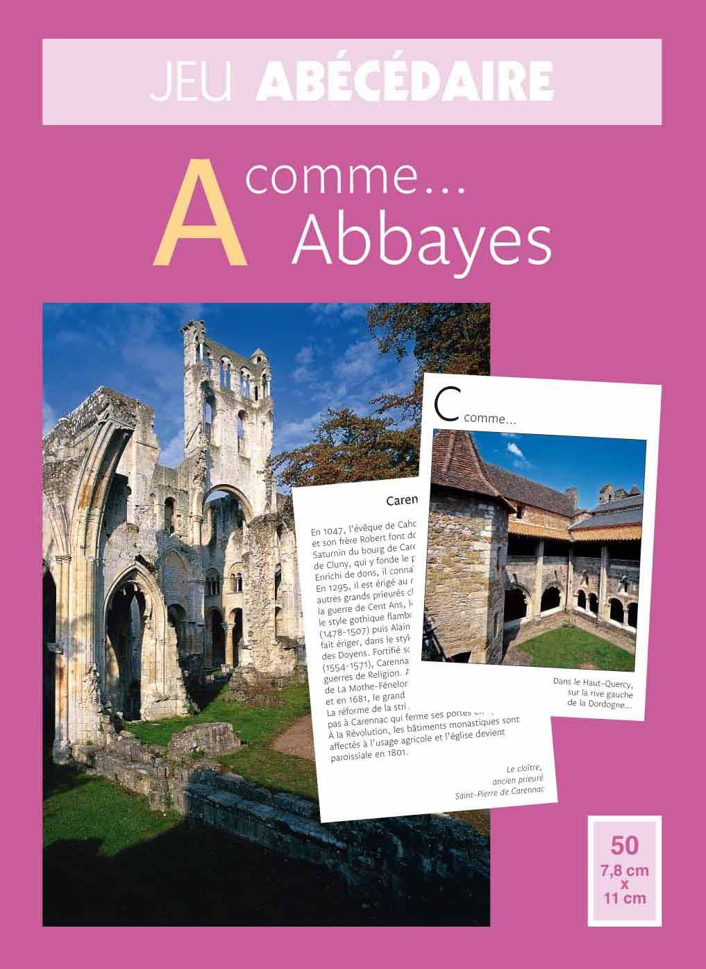 A comme… Abbayes