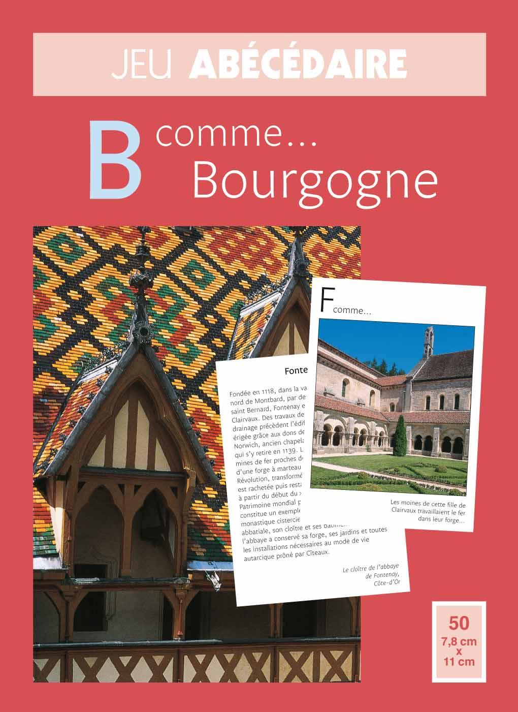 B comme… Bourgogne
