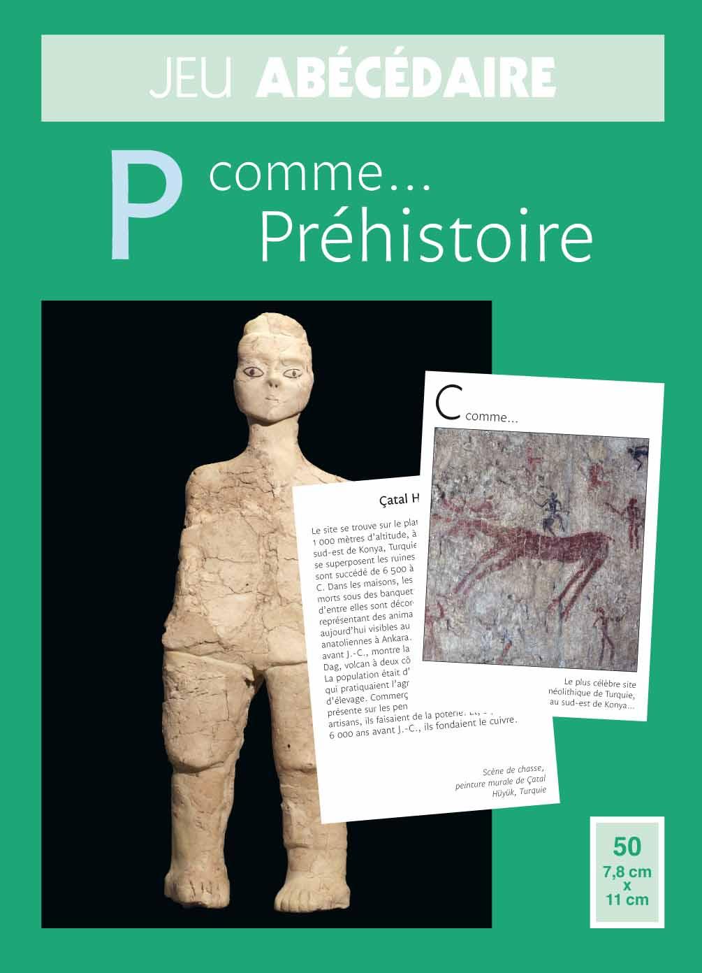 P comme… Prehistoire
