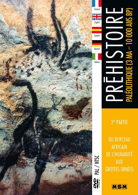 Préhistoire (2e partie) : Paléolithique