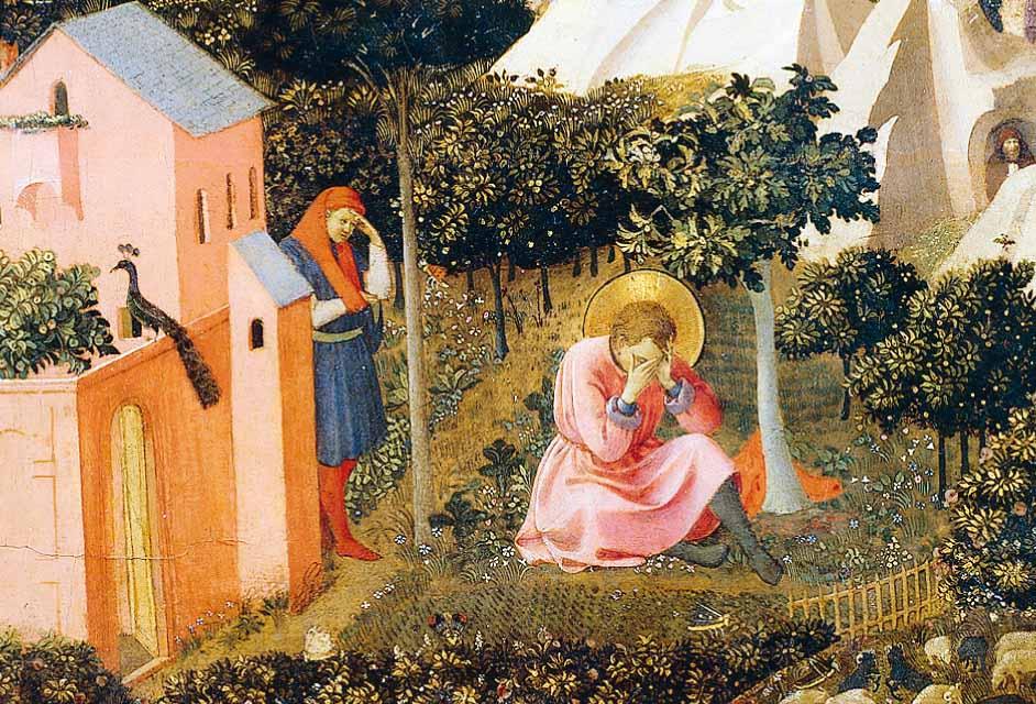La conversion de saint Augustin