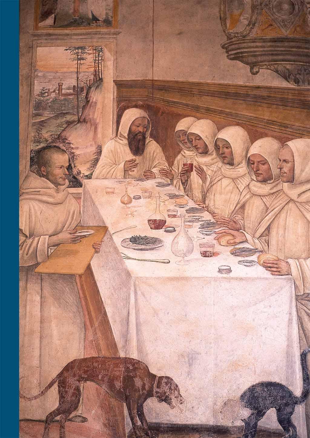 Saint Benoît restaure les moines